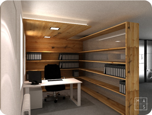 Tu mostrador crea dise a y mejora tu puesto de trabajo for Diseno de oficinas en casa
