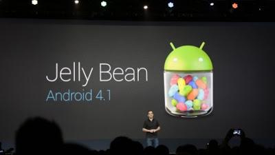 جوجل تعلن عن تحديث أندرويد 4.1.2