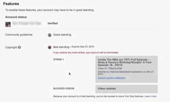 Hati - Hati Terkena 3 Strike di Akun YouTube