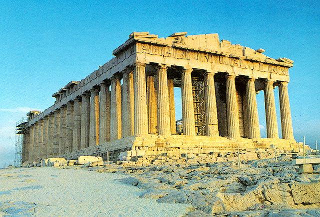 Sự ra đời của triết học Hy Lạp cổ đại