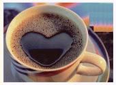 El mundo es un café solo que hemos decidido tomar juntos.