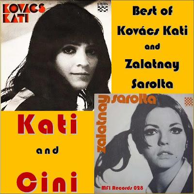 Kati and Cini - Best of Kovács Kati and Zalatnay Sarolta
