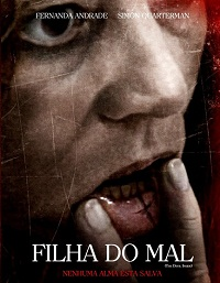 Filha Do Mal Download   Flha do Mal   BDRip AVI Dual Áudio + RMVB Dublado