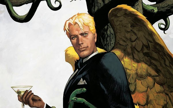 El Lucifer de Vertigo tendrá serie propia en FOX