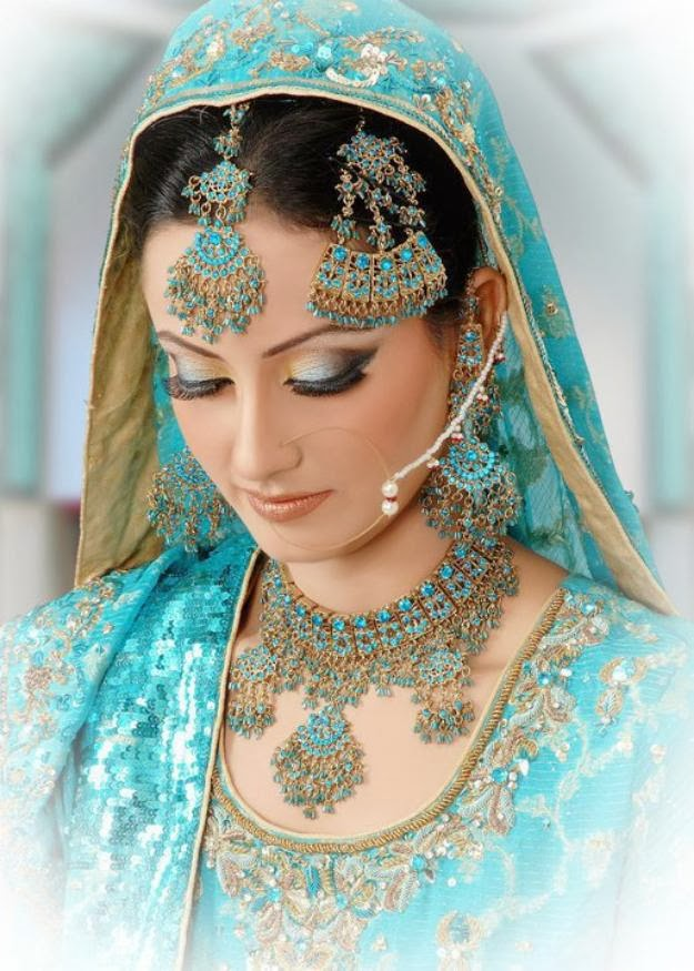 Best Bridal Makeup Artists : bridal dresses