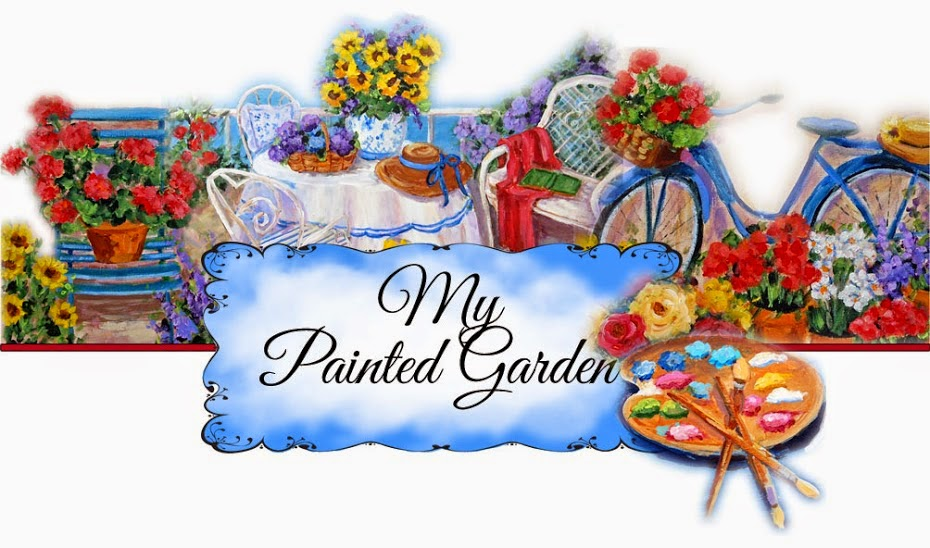 """My Painted Garden"" Blog"