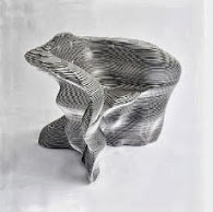 MATHIAS BENGTSSON - SLICE ALUMINIUM CHAIR