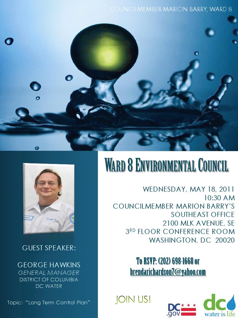 Ward 8 Environmental Roundtable