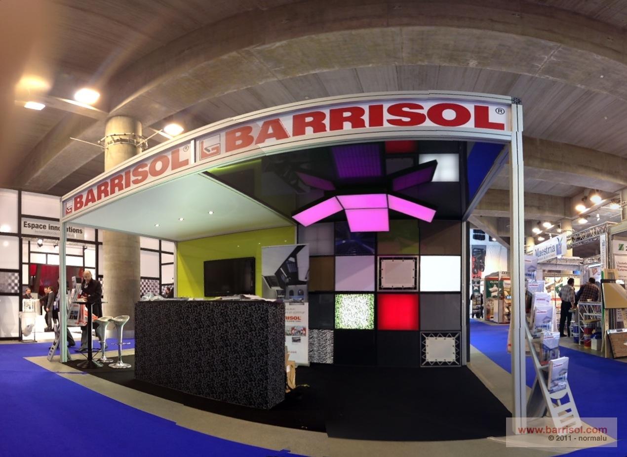 Blog barrisol nordbat 2012 for Salon professionnel batiment