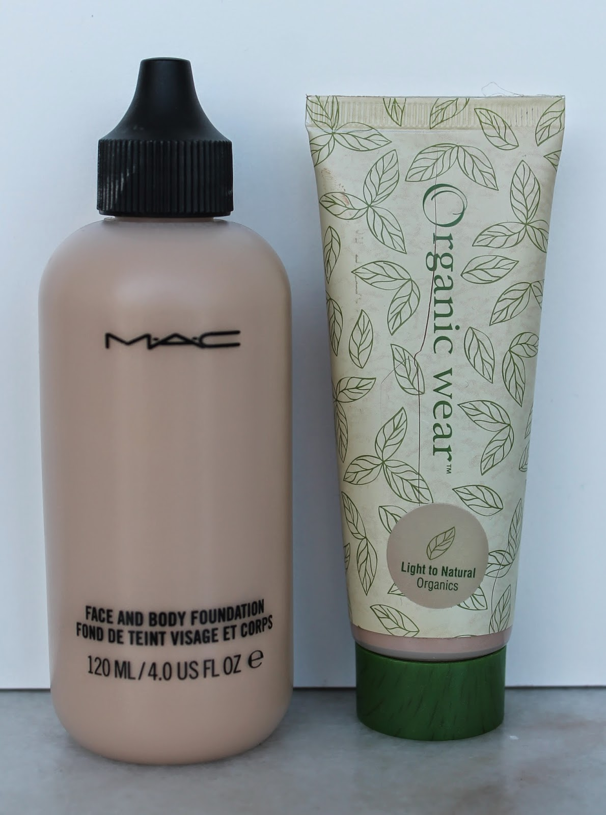 Face and Body MAC - Organic Wear Physician Formula
