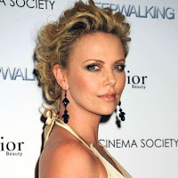 Star Hairstyles For Summer Charlize Theron