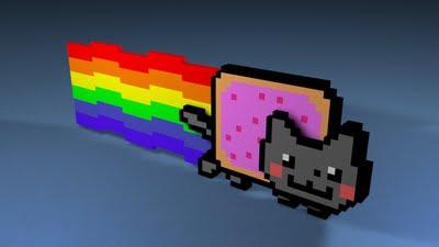 Nyan Cat Vue