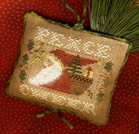 Peace and Cheer Santa 2011 Ornament - $8.50