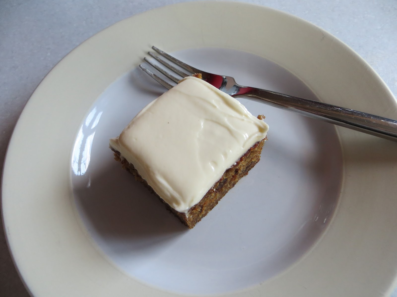 spiced pumpkin cake cream cheese frosting