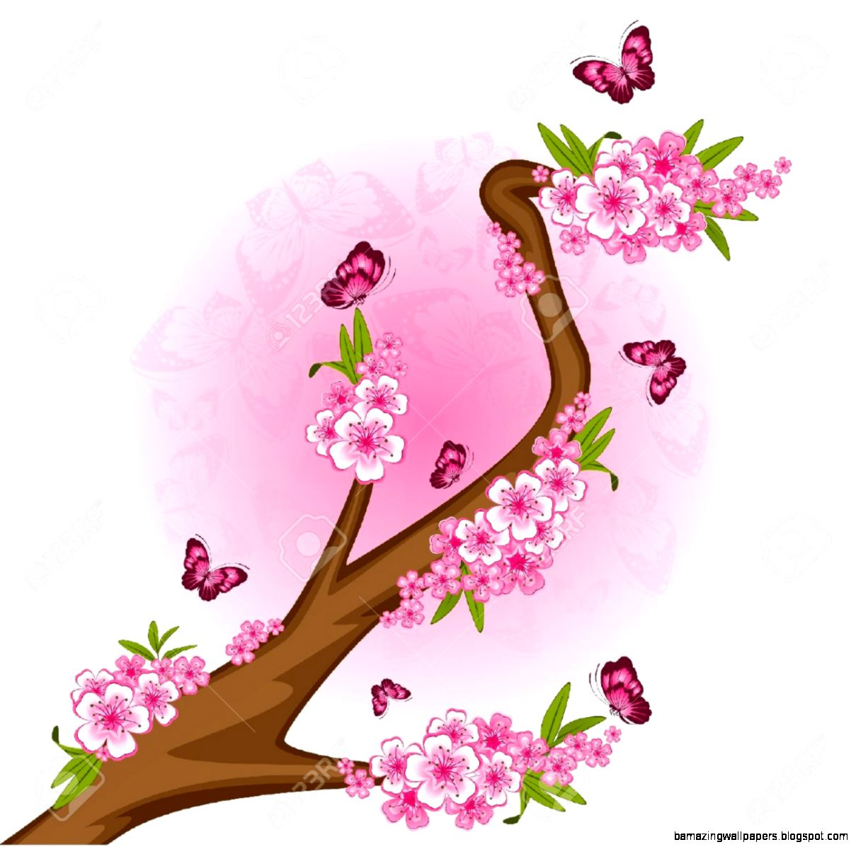 Beautiful drawings of butterflies on flowers amazing wallpapers view original size original drawing of beautiful butterfly and flower izmirmasajfo