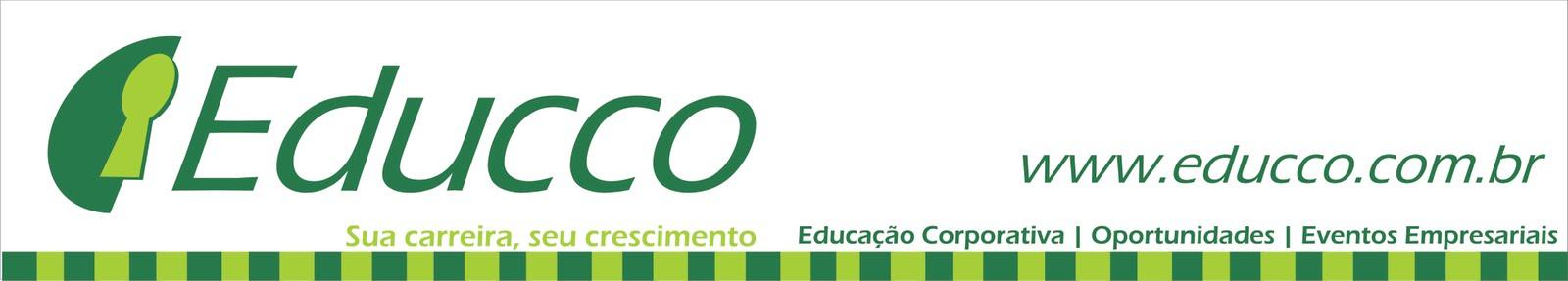EDUCCO - Educação Corporativa, Oportunidades Eventos Empresariais