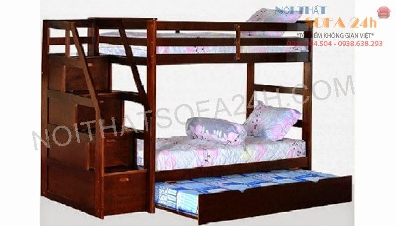 Giường tầng GT019