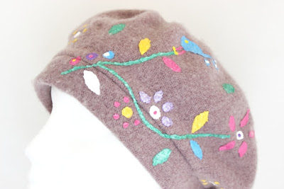2016 - Textil  Sombrero 7