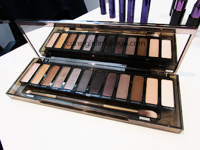 novità sephora press day autunno inverno 2015  naked smoky urban decay