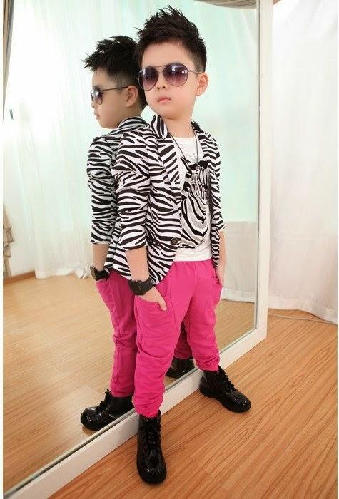 Stylish boys image