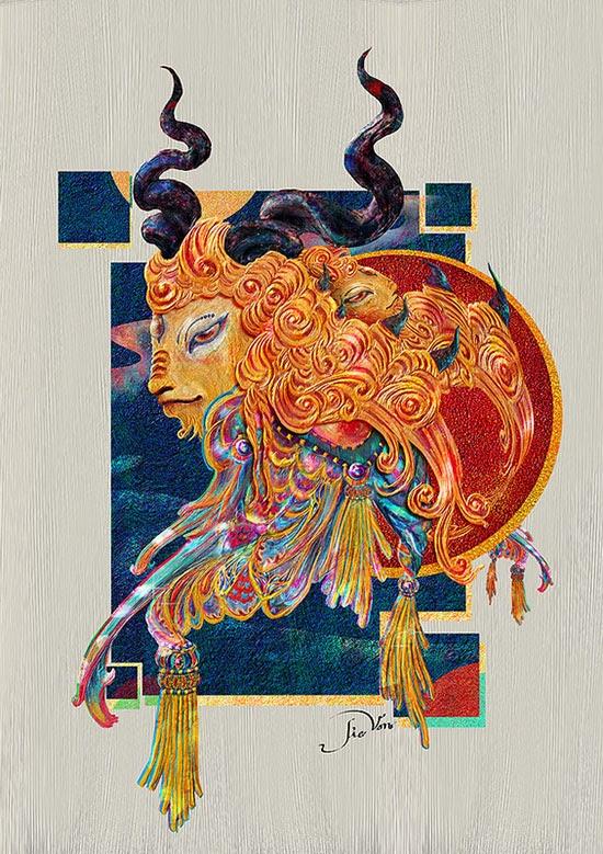 Jie Van (羯梵 ) - http://jievan.weebly.com/