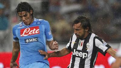 Juventus-Napoli streaming