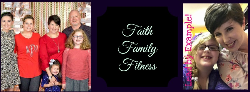 Faith, Family, Fitness