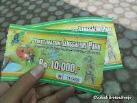 Tiket Masuk Sanggaluri Park
