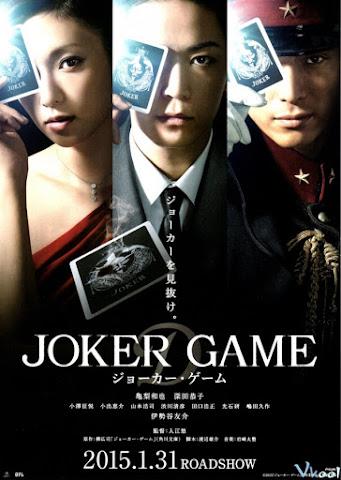 Phim Trò Cân Não - Joker Game