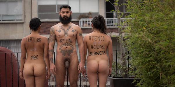 MEXICAN  FEMEN