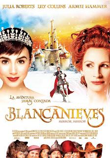 """Qustodian: Entradas gratis para el preestreno de """"Blancanieves"""""""