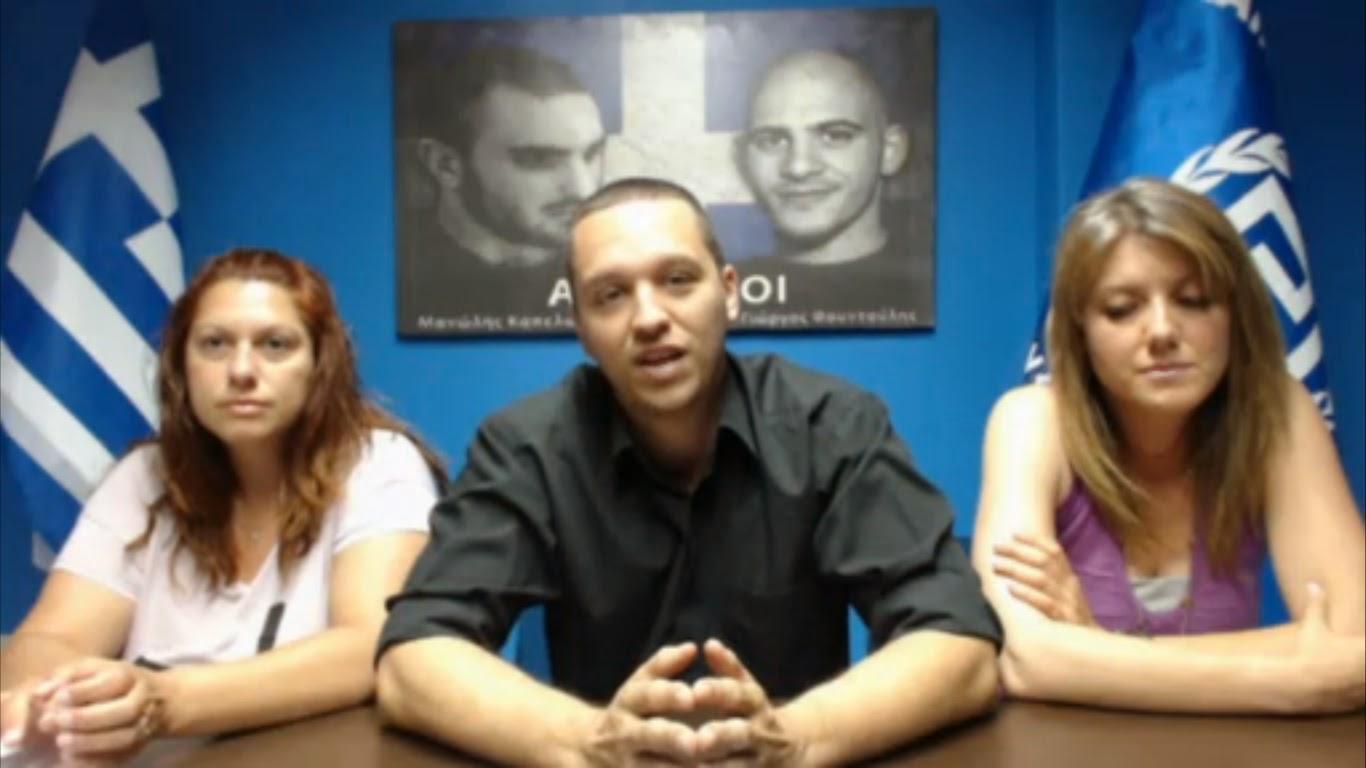 Στις 22:00 η πολιτική εκπομπή της Χρυσής Αυγής στο Xagr.net