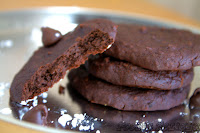 http://foodiefelisha.blogspot.com/2013/02/black-bean-fudge-cookies.html