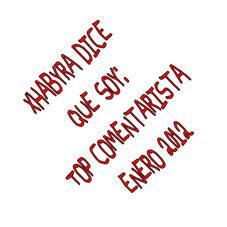 Top comentarista 01-2012