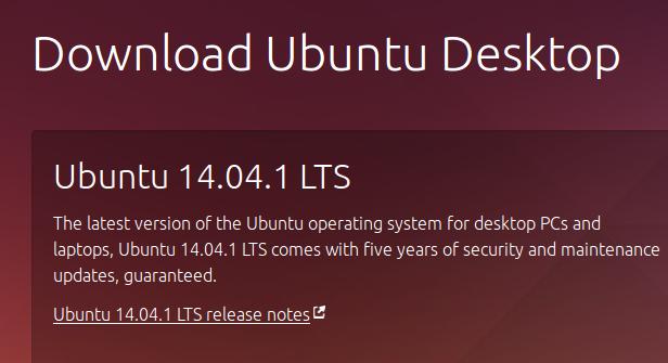 Ubuntu 14.04.1 LTS, descargar Ubuntu 14.04.1 LTS, novedades Ubuntu 14.04.1 LTS