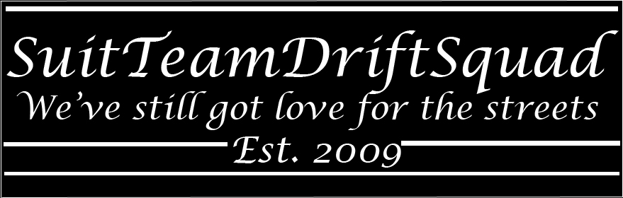 SuitTeamDriftSquad