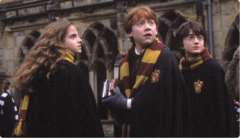 Dr film review harry potter and the chamber of secrets - Harry potter et la chambre des secrets film ...