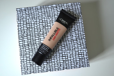 L'oreal Infallible 24HR-Matte Foundation