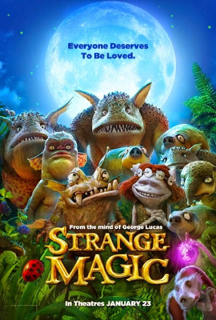 Strange Magic (2015) Subtitle English, Tonton Full Movie, Tonton Filem, Tonton Anime, Tonton Filem English