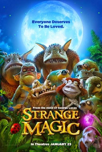 Strange Magic (2015) Subtitle English, Tonton Full Movie, Tonton Filem, Tonton Anime, Tonton Filem English