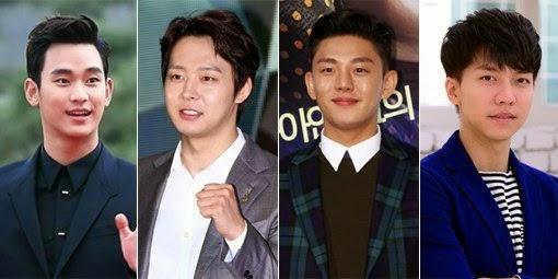 Kim So Hyun, Park Yoo Chun, Lee Seung Gi dan Yoo Ah In Siap Wamil Tahun Ini