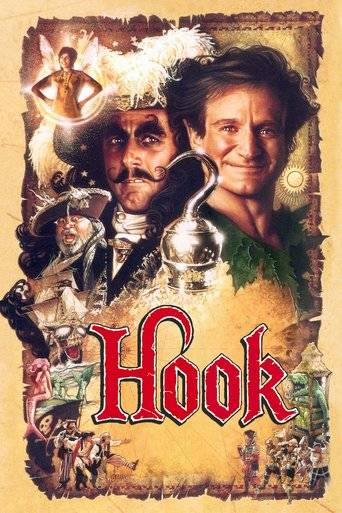 Hook (1991) ταινιες online seires oipeirates greek subs