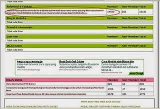 cara mendaftar PTC Klikajadeh[dot]com