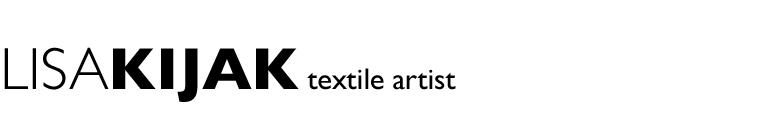 Lisa Kijak Textile Artist