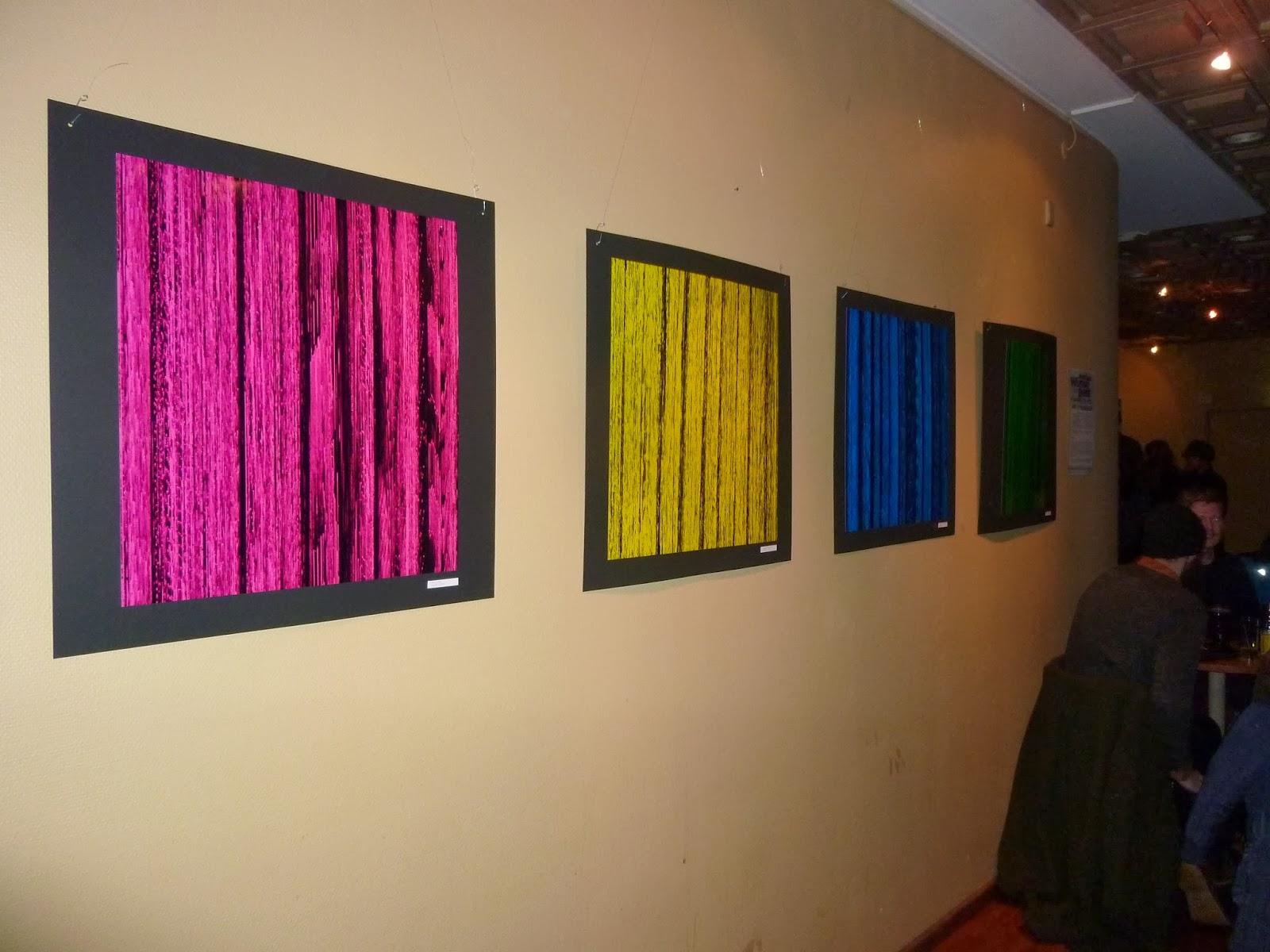 Trine Axelgaard: Installation art