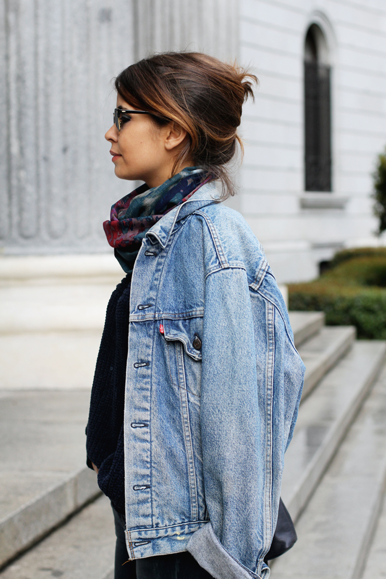 Levis Jean Jacket Outfit