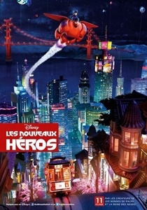 Grandes Héroes DVDRip Poster 6