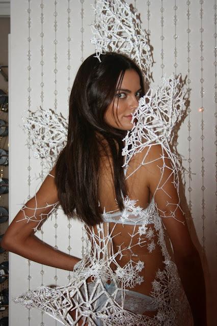 Swarovski's 3D Printing in the Victoria's Secret Fashion Show
