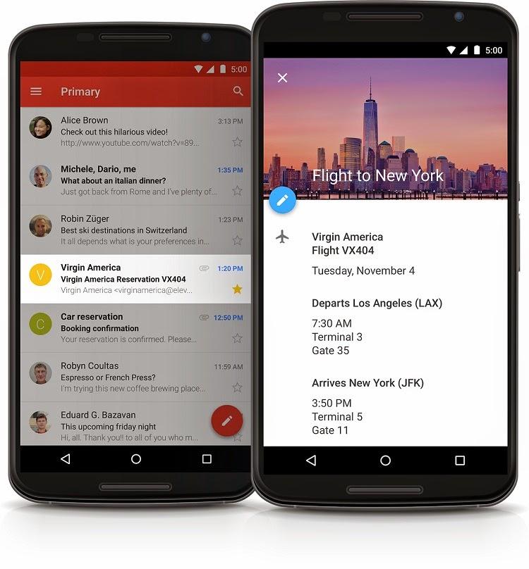 تعرف علي الخصائص الذكية في تقويم جوجل الجديد لنظام أندرويد New Google Calendar