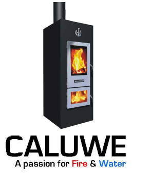 The Walltherm Konigsspitze Sold By Caluwe Is A Super Efficient Hydronic Heater Wood Stove That Emits Around 30 Of Overall Heat Into Room And